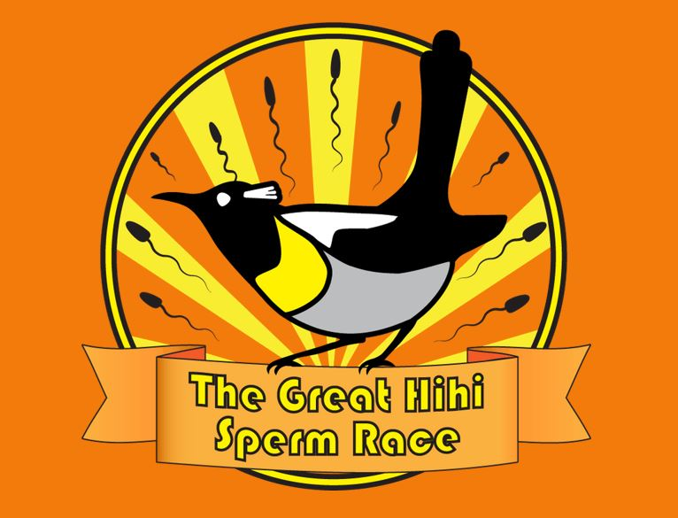 hihi sperm race